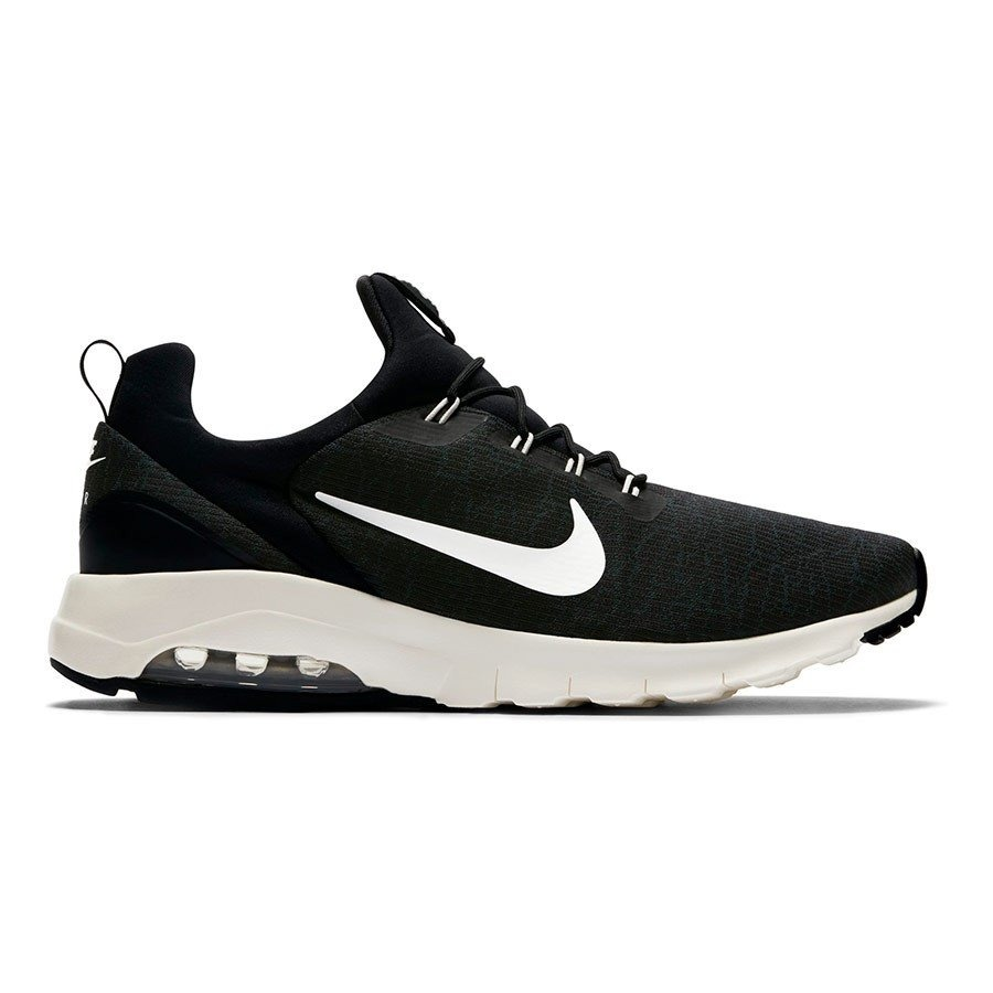 9293e37b0ac Tenis Nike Hombre Air Max Motion Racer Negro Y Blanco -   1