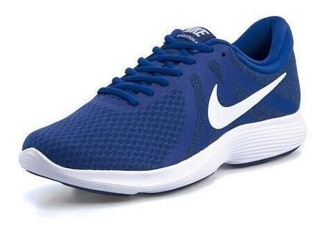 zapatos nike hombre azul