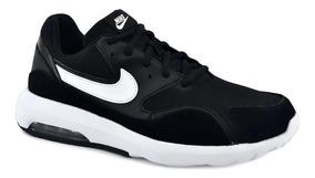 Tenis Nike Hombre Negro Air Max Nostalgic 916781002