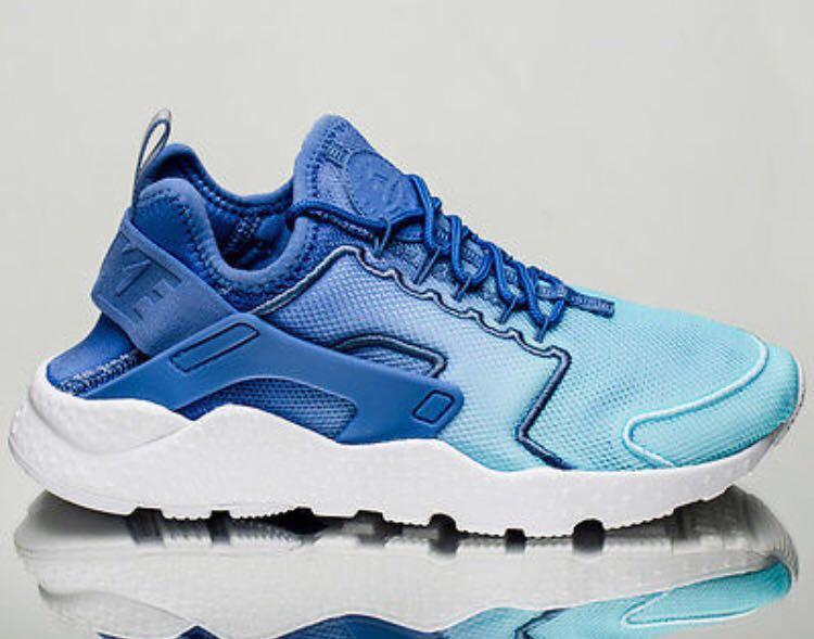 f65667d469f91 Tenis Nike Huarache Run Ultra  Azul  25 Mx 100% Originales ...