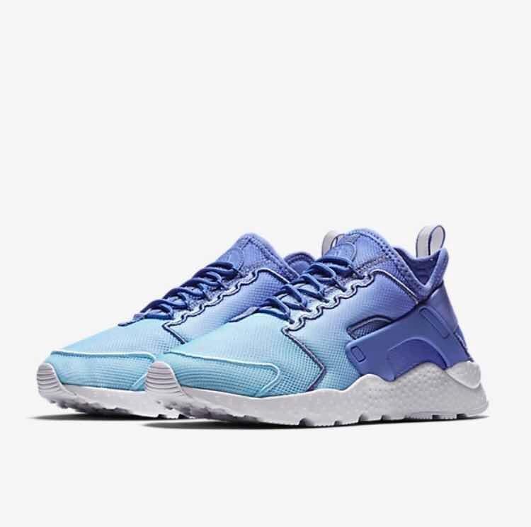 e628ee5f93d0a Tenis Nike Huarache Run Ultra Azul. !!  25 Mx !! Originales ...