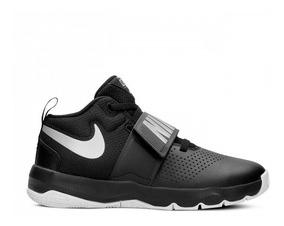 2c47a70654 Tenis Nike Hustle Infantil Preto Original- Envio Imediato