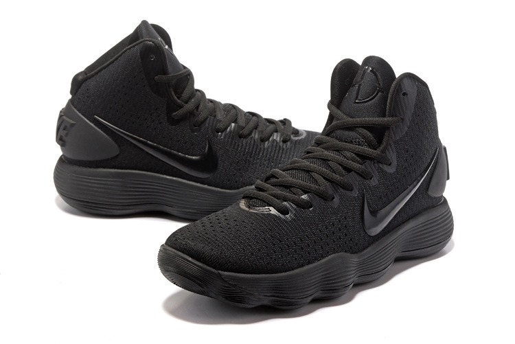 huge selection of bdb58 242d7 tenis nike hyperdunk 2017 all black original na caixa