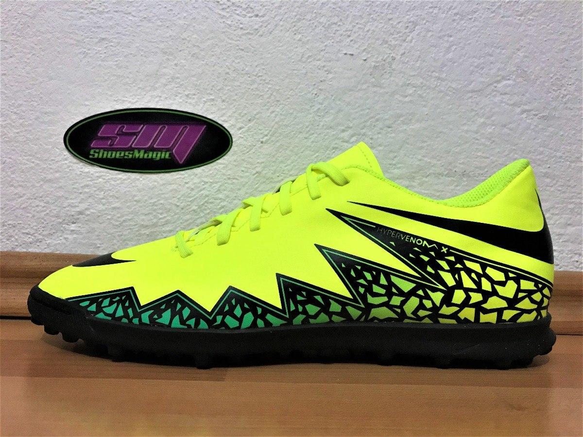 Tenis Nike Hypervenom Phade Futbol Rapido Num 10.5mx -   545.00 en ... 92d80922a3709