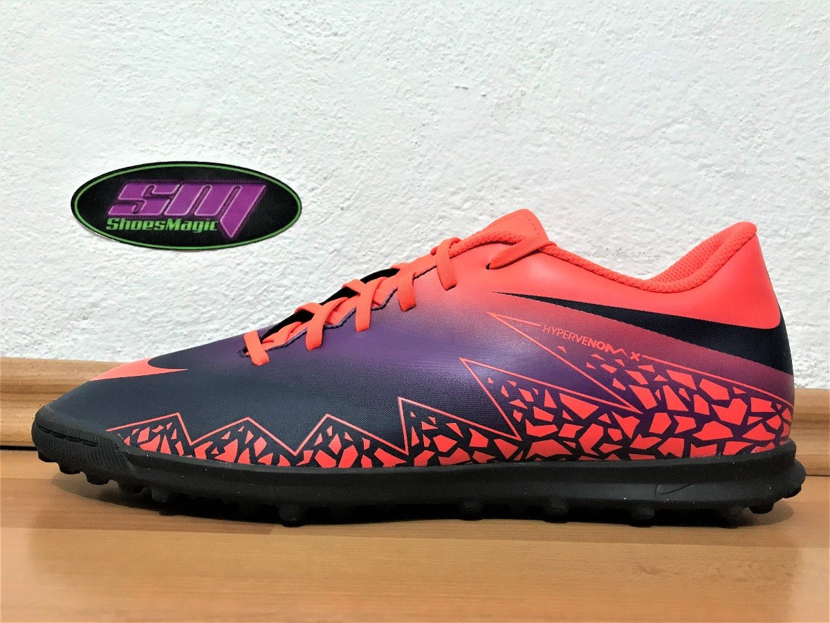 Tenis Nike Hypervenom Phade Futbol Rapido Num 10mx -   699.00 en ... a672366cc221a