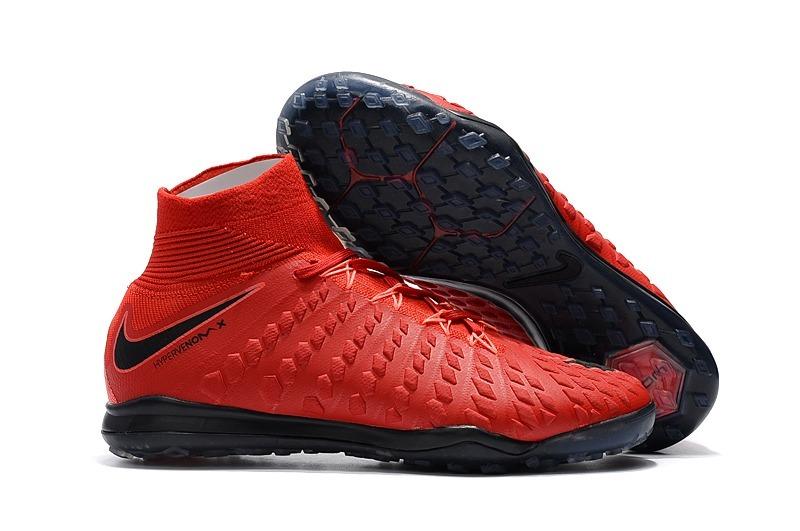 Tenis Nike Hypervenomx Proximo Ii Df en Tf Rød 2, en Df Mercado 75aebc