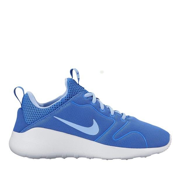 6e6889f1f2 Tenis Nike Kaishi 2.0 Azul Mujer Originales -   308.000 en Mercado Libre