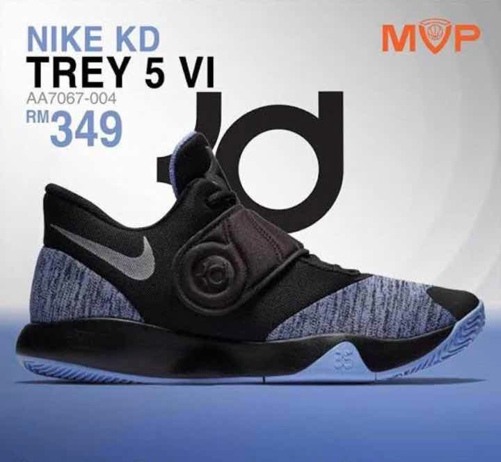 premium selection 4b8ac 79fb1 Tenis Nike Kd Trey 5 Vi / Kevin Durant #5.5,6,6.5,7,7.5 Mx ...