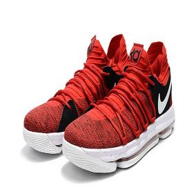 c9a73b24870 Tenis Nike Kd10 X Red Em Caixa Original Importado Lebron 16
