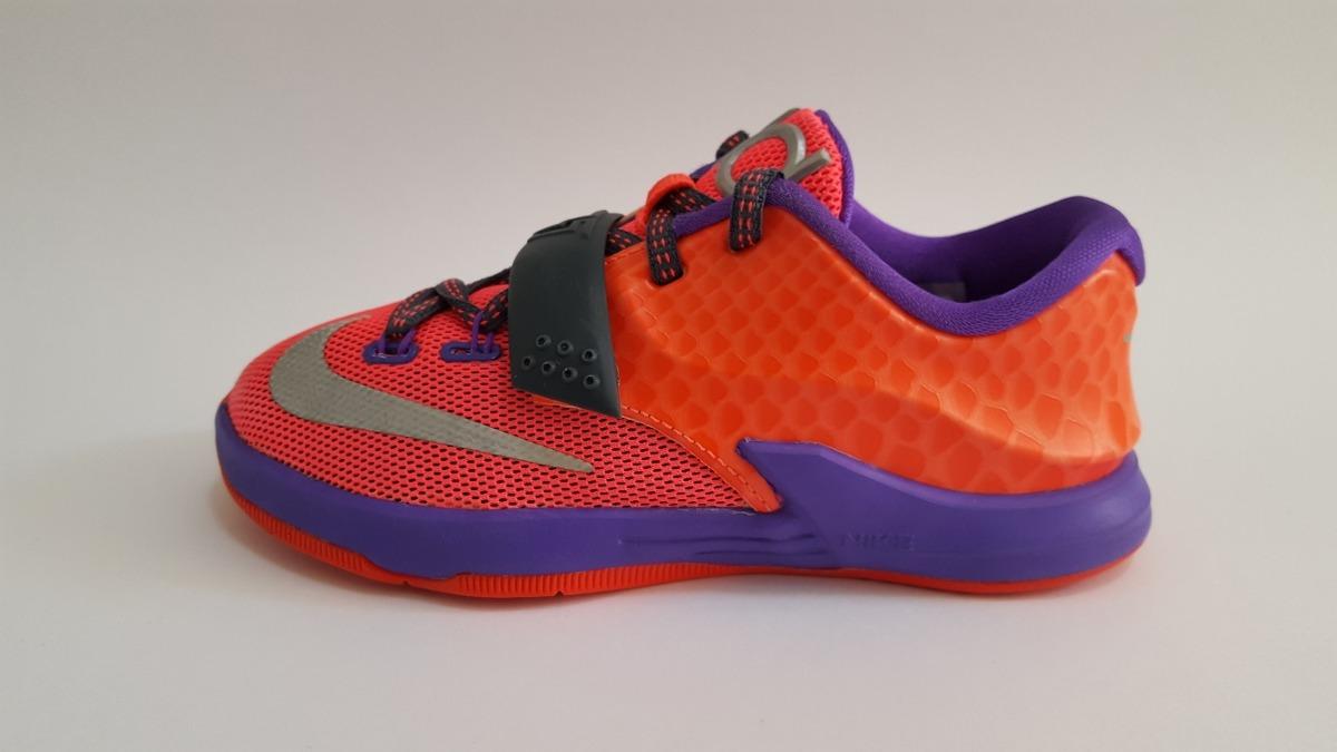 on sale 0571e 9111f Tenis Nike Kevin Durant 7 Preescolar Basketball Del 17mx - $ 800.00