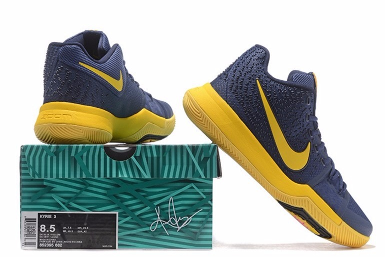 fa04ec3375343 Tenis Nike Kyrie 3 Original Basquete Irving Shoes Esporte - R  569 ...