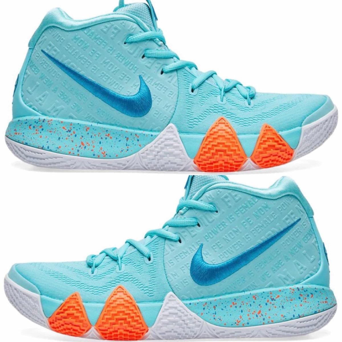 brand new 06143 f16cc Tenis Nike Kyrie 4 // Edicion Power Is Female // #28.5 Cm/