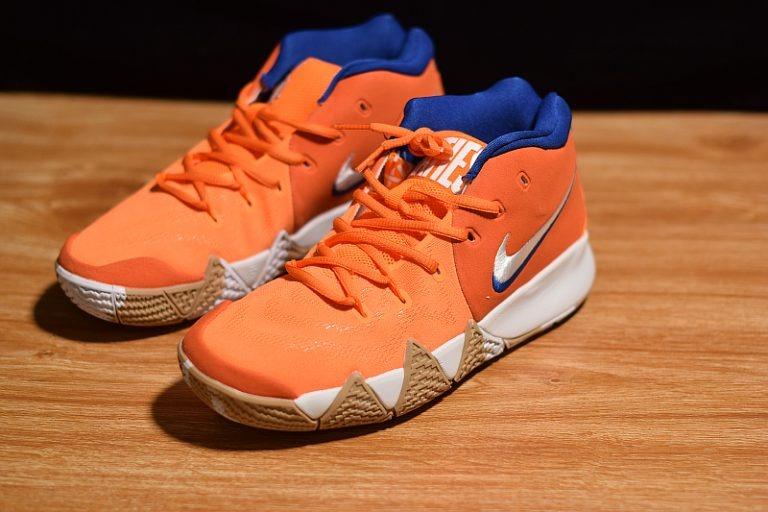 wholesale dealer 44f5d 0be7a Tenis Nike Kyrie 4 Wheaties Original Na Caixa