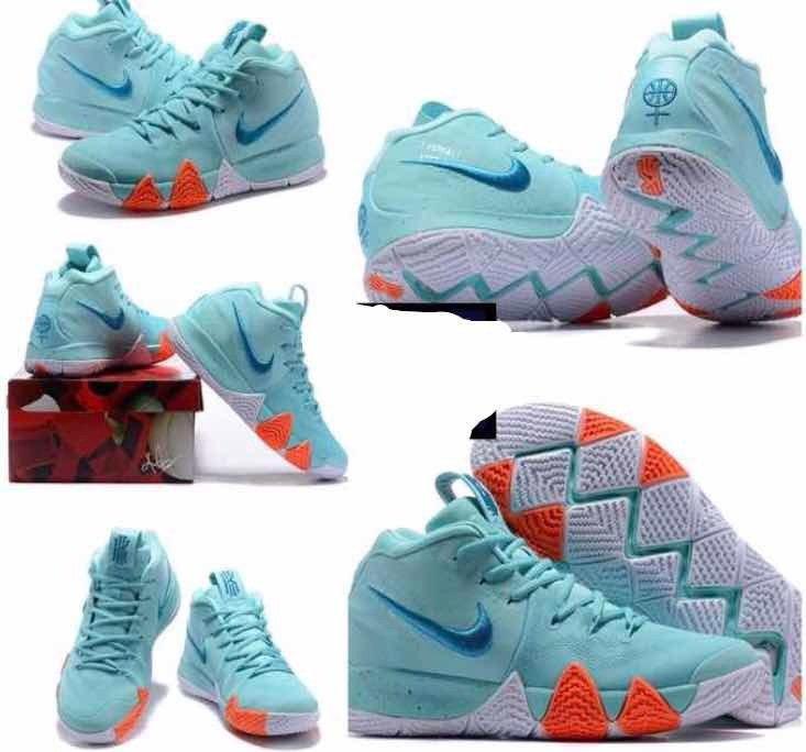 hot sale online 5c7fc 342b4 Tenis Nike Kyrie Irving 4 Power Is Female (#28.5 Cm) C/ Caja