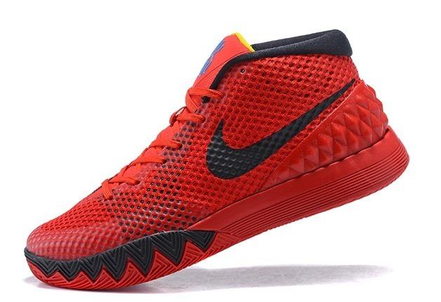 Tenis Nike Kyrie S1 Bhm Basquete Esporte Corrida Lindo Shoes - R ... 5dc060a99a917