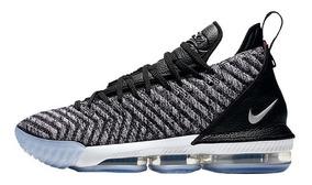 outlet store sale 1a0aa 3dbd0 Tenis Nike Lebron 16 Oreo Originales Nuevos N Caja James Xvi