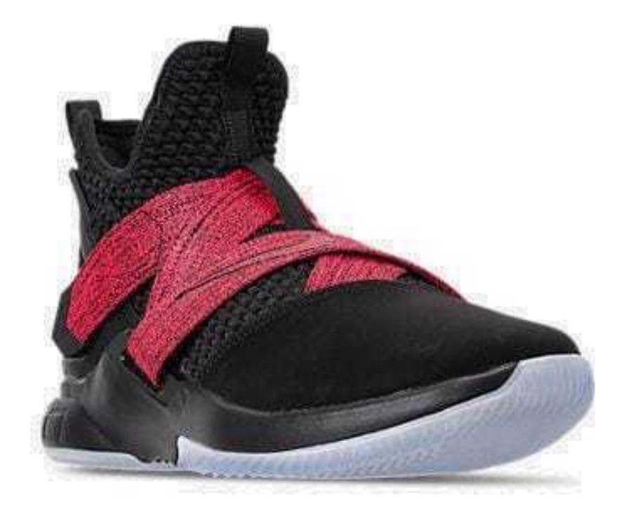 brand new 89bda d109a Tenis Nike Lebron James Soldier Xii
