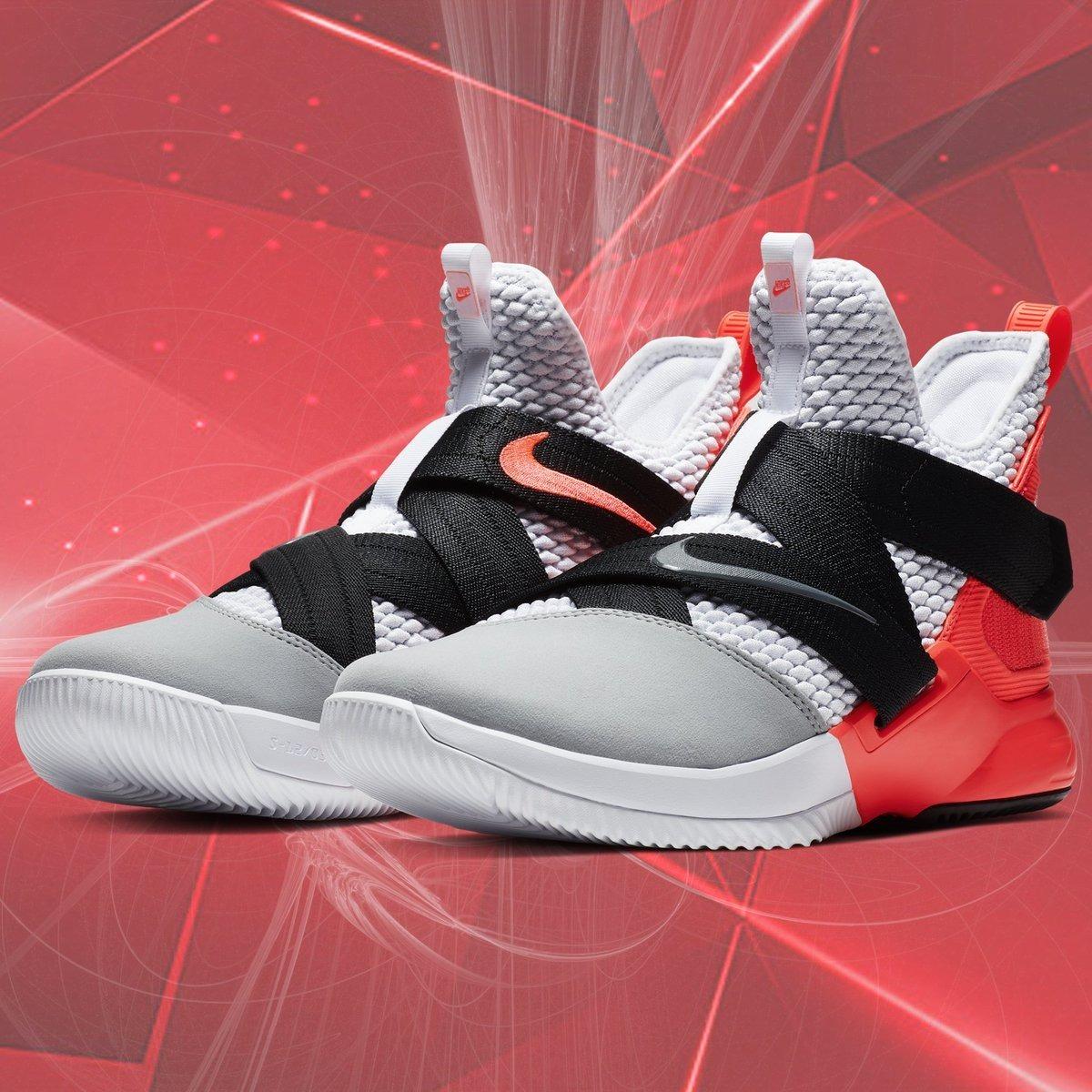 46eaacc6 Tenis Nike Lebron James Soldier Xii Sfg #8 Original - $ 2,699.00 en ...