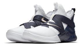 80423577cf11b Amazon Tenis Nike Hombre - Tenis Básquet de Hombre Blanco en Gustavo ...