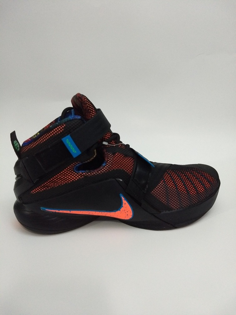 check out 1f8f8 449fd tenis nike lebron soldier 9 ix. Cargando zoom.