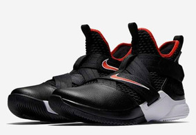online store 35178 082cf Tenis Nike Lebron Soldier Xii - Lebron James #5 A 7 + Caja