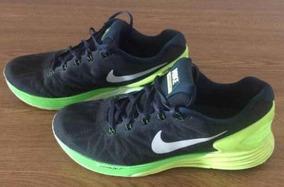 save off bdee4 8a2d0 Tenis Nike Lunarglide 6 Feminino - Tênis com o Melhores Preços no Mercado  Livre Brasil
