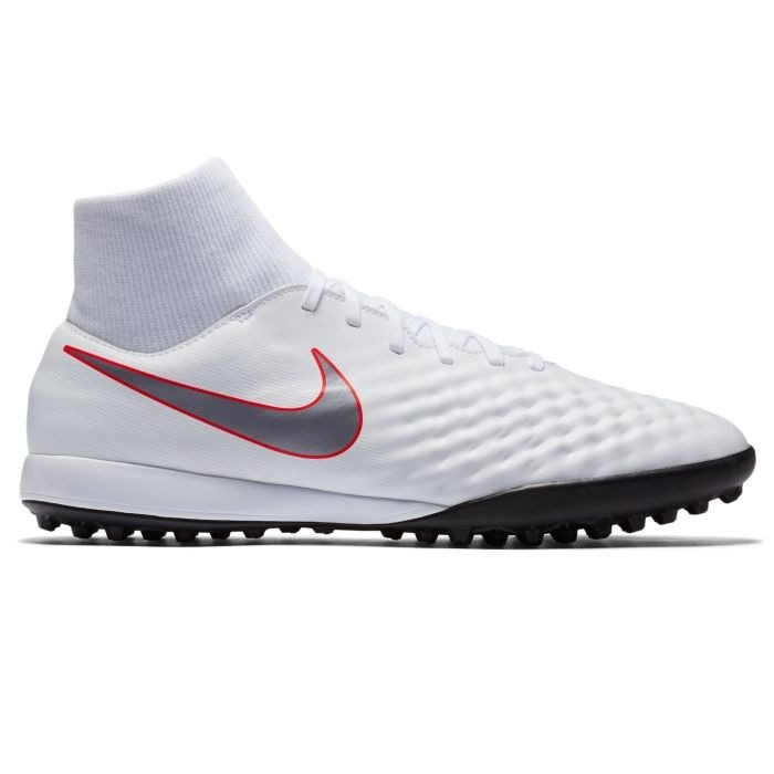 f11a603f0142e Tenis Nike Magista Obrax Academy Blancos Futbol Rapido -   1
