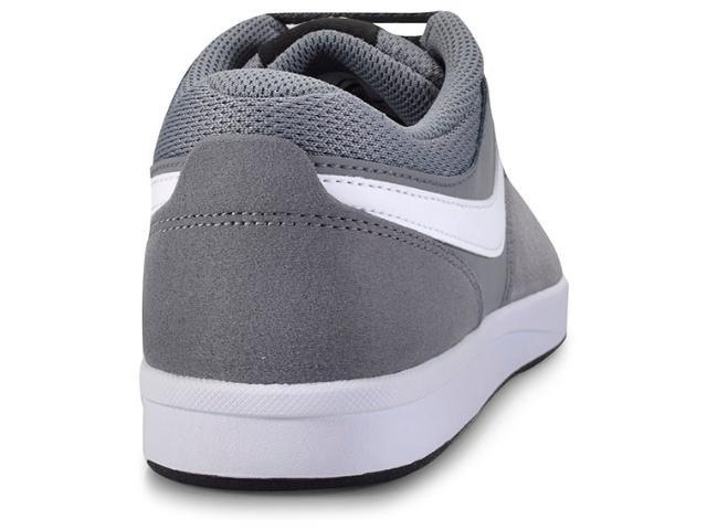 8baa273936 Tenis Nike Masculino Sb Fokus Cinza branco - R  279