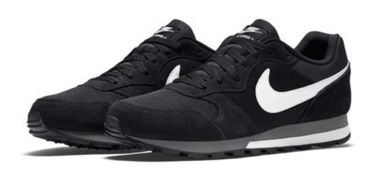 Tenis Nike Md Runner 2 Lançamento Original Preto