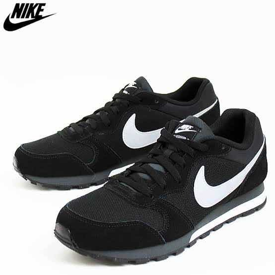 Tenis Nike Md Runner Negro 749794 010 Dancing Originals