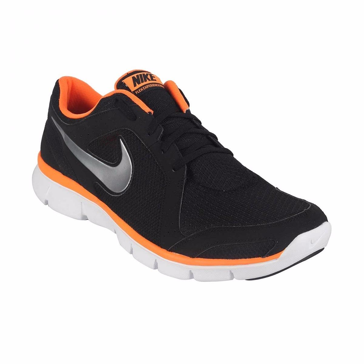 tenis nike men s flex experience rn 2 running negro naranja. Cargando zoom. 2c239a587b81b
