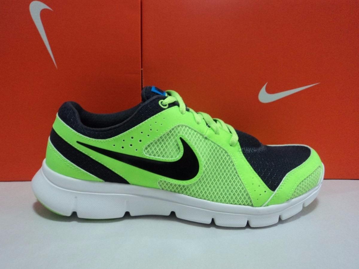 a1455ec2912fe tenis nike men s flex experience rn 2 running verde negro. Cargando zoom.