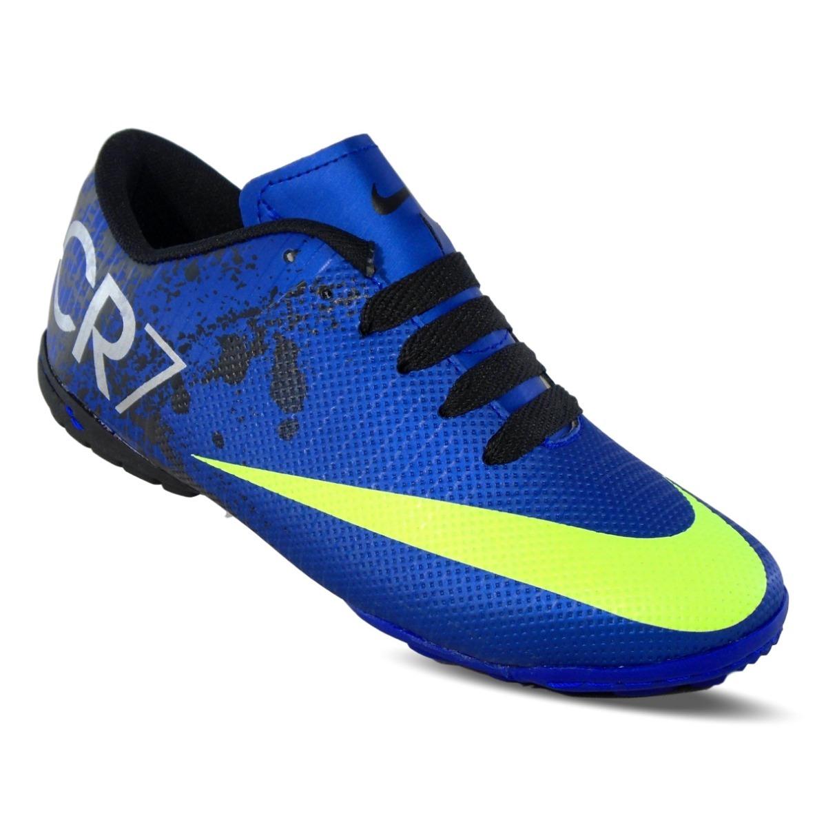 Tenis Cr7 Caballero mas Colores Azul Mercurial Nike Soccer 6rqwBxT6v