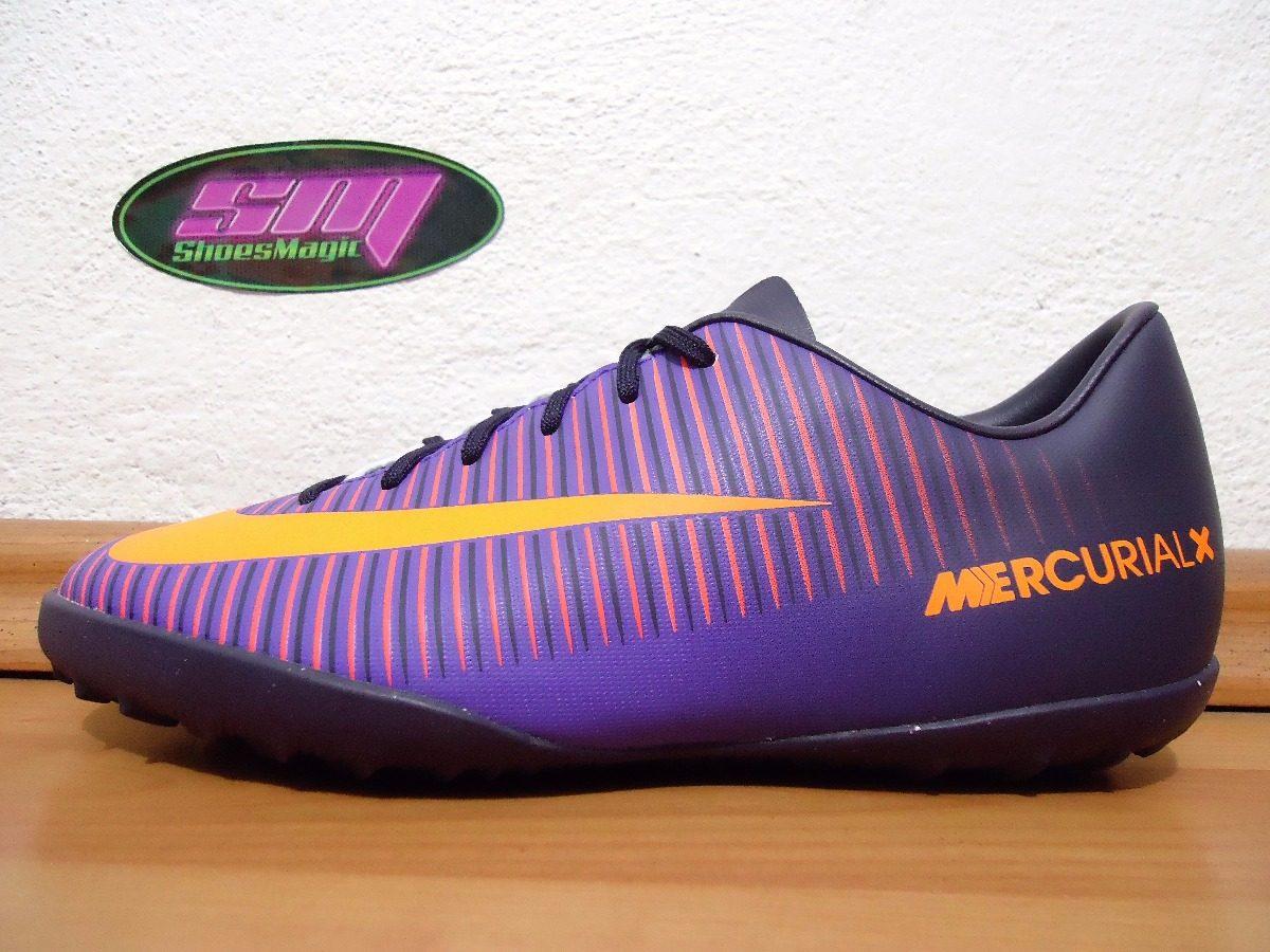 a0e90497e6391 Tenis Nike Mercurial Para Niño Futbol Rapido -   799.00 en Mercado Libre