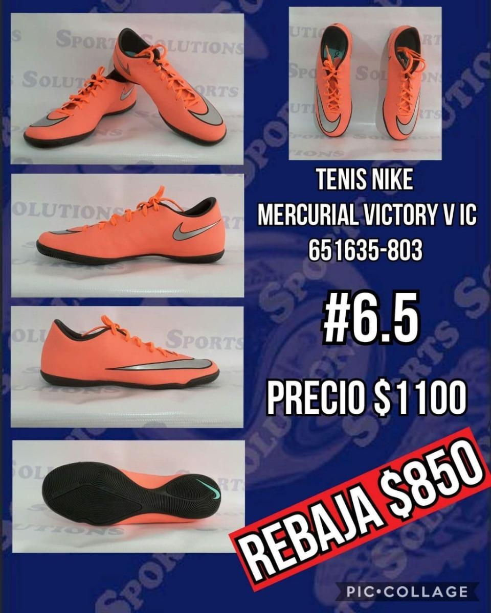 Tenis Nike Mercurial Victory V Ic  6e048cfaa1a50