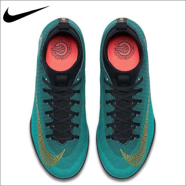 Tenis Nike Mercurialx Superfly Vi Academy Cr7 Tf Jr