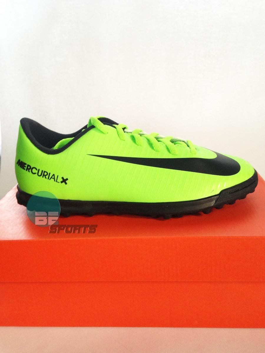 Tenis Nike Mercurialx Vortex Iii Tf Para Niño -   889.00 en Mercado ... a024be1d1050a