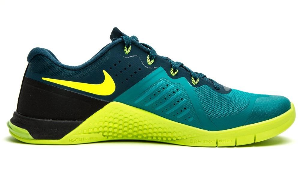 b098f33b0cd tenis nike metcon 2 8.5 verdes nuevos crossfit oferta gym. Cargando zoom.