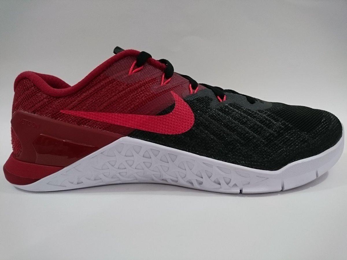 hot sale online 81e6c c0a76 tenis nike metcon 3 color rojo negro blanco -envío gratis. Cargando zoom.
