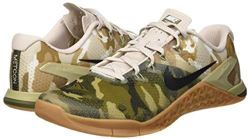 5c168e00c5e Tenis Nike Metcon 4 Camuflaje Crossfit Gym Pesas Correr Msi ...