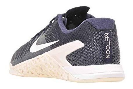 Tenis Nike Metcon 4 Crossfit Pesas Gym Mujer