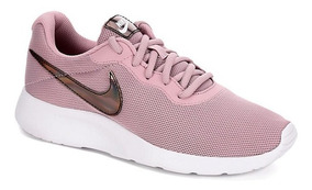 tenis nike rosa palo para mujer