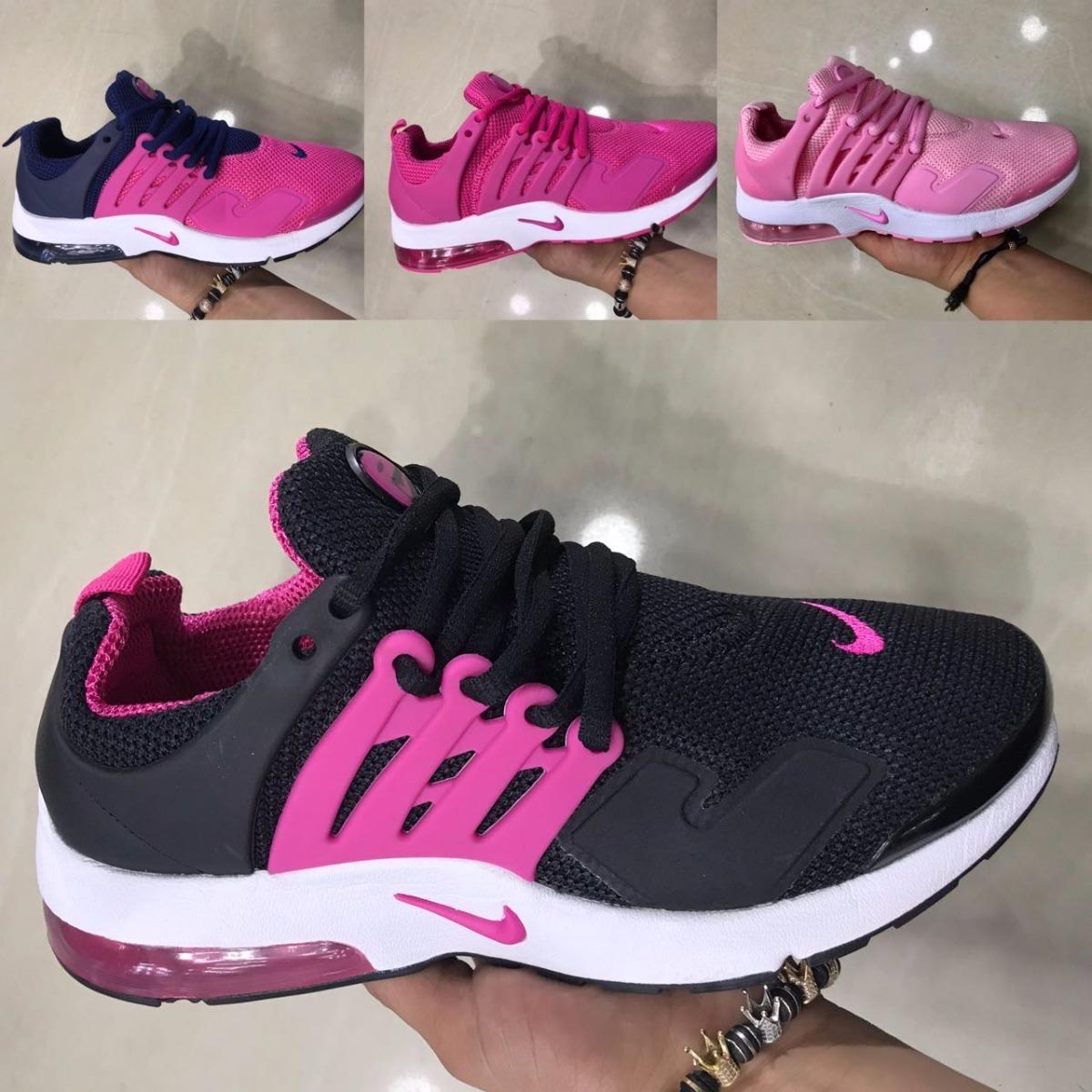 Tenis Zapatillas Nike Air Presto Custom Mujer Precio -   139.900 en ... e8747505df7