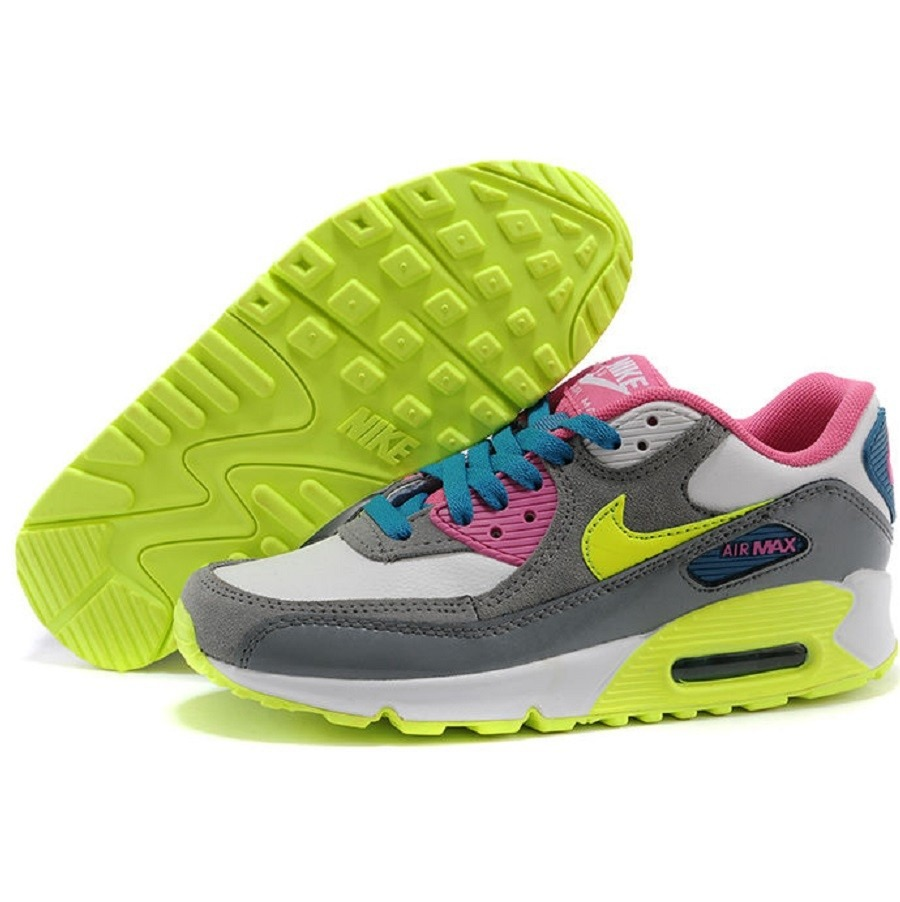 spain nike air max 90 mujeres neon rosado 8353d d1c3b