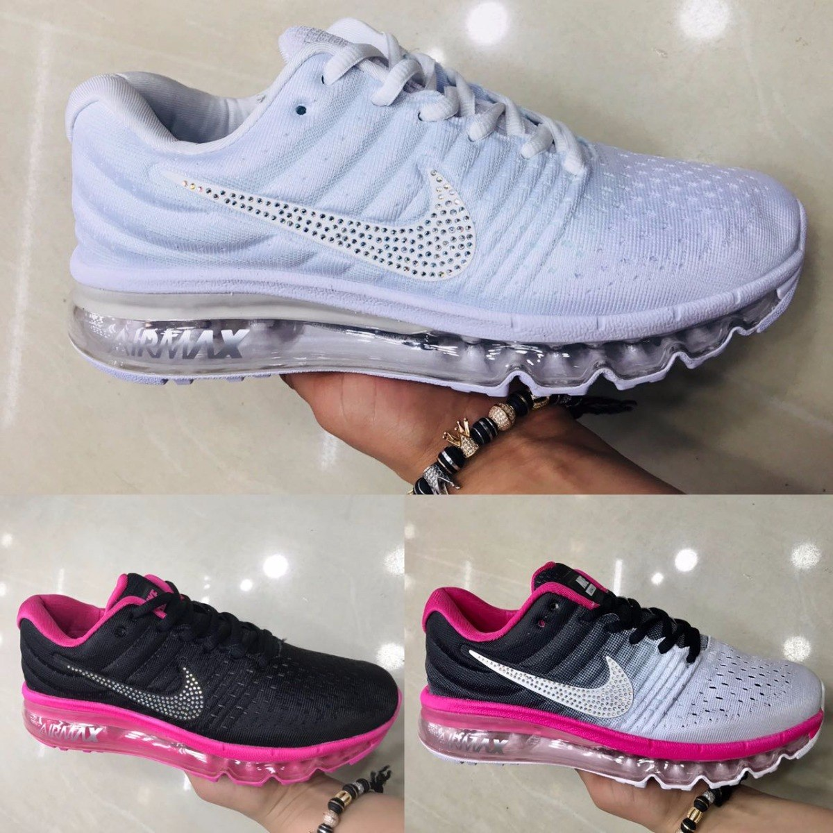 40ac3ffd16a39 Tenis Nike Air Max 360 Mujer 2017 Precio Envio Gratis -   139.000 en ...