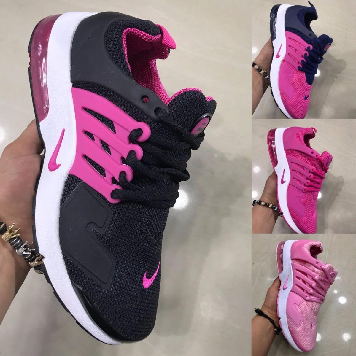21ac9c269dc48 Tenis Zapatllas Nike Air Max Presto Mujer Nueva Coleccion ...