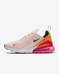 Tenis Nike Mujer Air Max 270 Premium Flexibles Transpirables