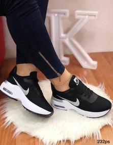 fuerte embalaje precio bajo gran variedad de estilos Tenis Nike Mujer Oferta Moda