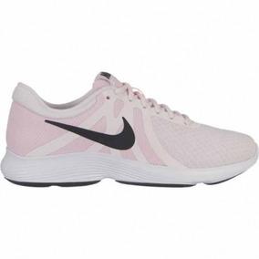 Tenis Nike Mujer Rosa Revolution 4 908999604
