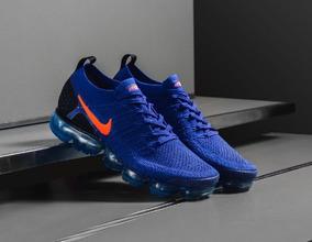 fb1265c185 Nike Bolha Azul E Laranja Masculino Air Max - Tênis com o Melhores Preços  no Mercado Livre Brasil